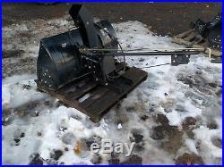 John Deere 42 Snowblower L110 L120 LT155 Sabre 15/42 Never Used Parts Only