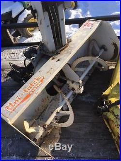 John Deere 420 2 Stage Snow Blower