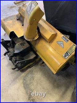 John Deere 46 Snowthrower 420 Garden Tractor