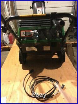 John Deere Frontier ST0521, Gas Snow Thrower/Blower, 21 inch