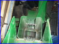 John Deere Snow Blower SB1164 Frontier with Electrical Hydraulic Chute Rotation