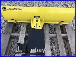 John Deere X300 X320 X340 X360 X500 X520 X530 X540 44 Front Snow Blade Plow