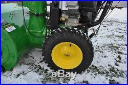 John Deere snow blower 928E
