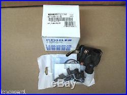 Koh 47 559 11-s Kohler Fuel Pump Kit K241 K301 K321 K341 M10 M12 M14 M16