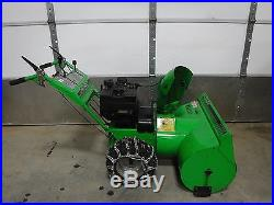 Lawn Boy Snow Blower 55384 32 Electric Start Tecumseh 10Hp Commercial Home