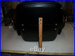 Lawn tractor deluxe seat Simplicity Sunrunner Whole goods part # 1691289
