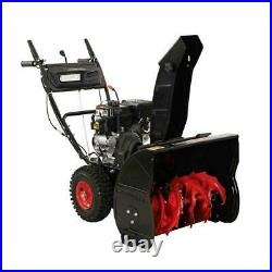 Legend Force 24 in. Two-Stage Gas Snow Blower with Electric Start 313380689
