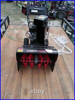 Legend Force 24 in. Two-Stage Gas Snow Blower with Electric Start (PICK-UP ONLY)