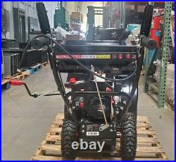 Legend Force 26 in. Two-Stage Gas Snow Blower with Electric Start THDSKU3