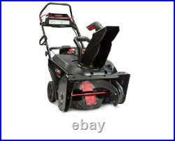Legeng Force 22 In. Single-Stage Gas Snow Blower With Electric Start and Headlight