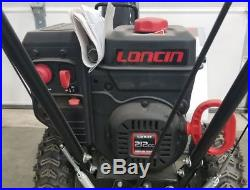 Lot of 2 21 inch 2-stage Snow Blower Dirty Hand Tools