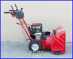 (MA5) Troy-Bilt Electric Start Self Propelled Gas Snow Blower (Local Pick Up)
