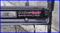 MTD Pro 30 357cc Two-Stage Gas Snow Blower Electric Start 8 Speed Forward Rever
