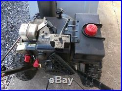 MTD Snow Blower 8HP 26 Inch 2 Stage Electric Start Runs Good Just Serviced
