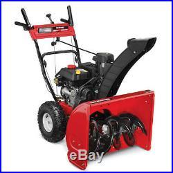 MTD Snow Thrower 30 Two-Stage 277cc OHV Engine 110 Volt ES 6/2 MTD-YM30SBES-SD
