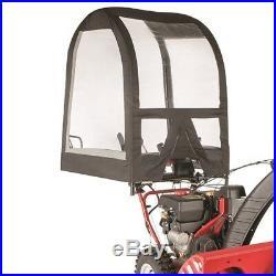 MTD TroyBilt Craftsman Airens Deluxe Universal Snow Thrower Cab 490-241-0032