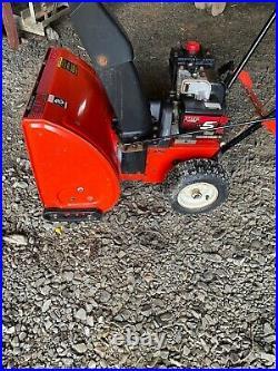 MTD Yard Machines 5 hp/22 2-stage snowblower