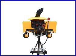 Massimo Universal UTV 60 in. 420 cc 2-Stage Gas Snow Blower ZLST13150