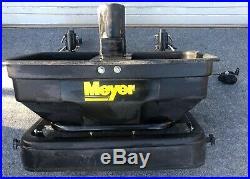 Meyer Products ATV Salt Spreader 125lb Cap #31125 12V motor