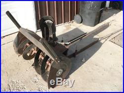 Mtd Lawn & Garden Tractor/mower Snow Blower Thrower Attachment Model 190-469