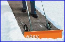 NEW Dakota SnoBlade 36 Snow Blade Removal Push Shovel on Wheels