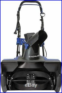 New Snow Joe SJ625E Electric Single Stage Snow Thrower, 21-Inch, 15 Amp Motor