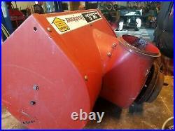 Oem Good Used Noma Dynamark 26 Snowblower Auger Assy 53610400 Free Shipping
