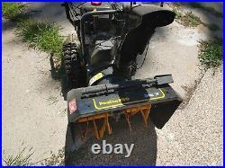 Poulan Pro 24 Dual-Stage Gas Snow Thrower, PR242
