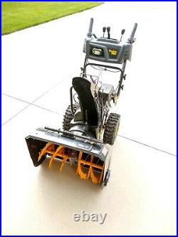 Poulan Pro 27 Wide 2-stage Snow Blower