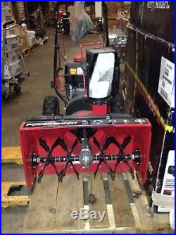 Power Smart Snow Blower Db7659h-22 22 In. 212 CC Two Stage Snow Thrower New