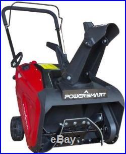 PowerSmart 21 in. Single Stage Gas Snow Blower