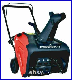 PowerSmart PSS1210M 21 inch Single-Stage Gas Snow Blower