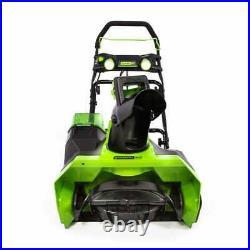 Pro 60v 20 5.0 Ah Brushless Snow Blower (tool Only)