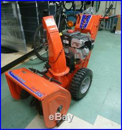 (RI2) Simplicity Signature Pro 1524P 24 2-stage Snow Blower -LOCAL PICK-UP ONLY