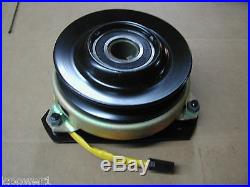 ROT 11070 Electric PTO Clutch Toro 116277 Pulley 5.345 Belt 5/8 Shaft 1