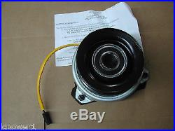 ROT 9913 Electric PTO Clutch Repl Toro 93-3160 Double Pulley 1-1/8 3-3/4