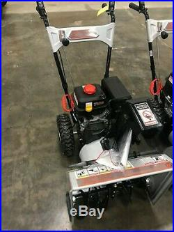 Refurbished 21 Two Stage Self Propelled Snow Blower Dirty Hand Tools