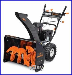 Remington RM2860 243cc Electric Start 28-inch Two-Stage Gas Snow Thrower