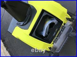 Ryobi RY40806 21 in. 40V Brushless Cordless Snow Blower BT, GR