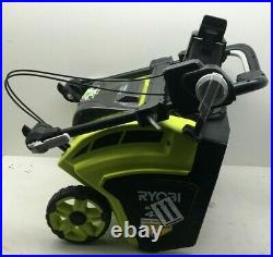 Ryobi RY40806 21 in. 40V Brushless Cordless Snow Blower bare tool, VG