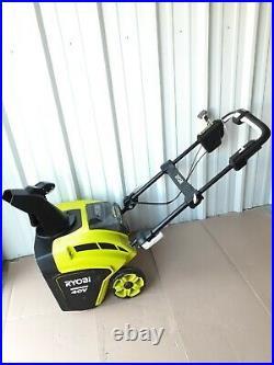 Ryobi RY40806 Cordless Brushless 40 volt 21 Inch Snow Blower. (Tool Only)