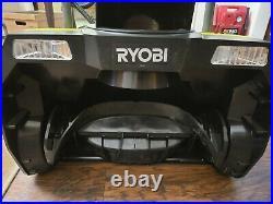 Ryobi RY40850 20 Inch 40 V Brushless Cordless Electric Snow Blower