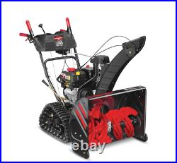 SALE 26 in. 208 cc Two-Stage Gas Snow Blower with Electric Start and Track Drive