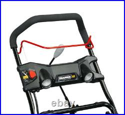 SNOW BLOWER Shovel Thrower Electric Cordless 82V Battery Charger Included 20
