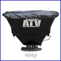 SaltDogg 2.0 Cu. Ft. ATV Mount Spreader