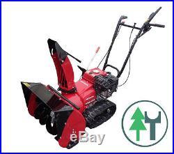 Schneefräse Honda HSS655T mit Raupenantrieb 4,9PS neu