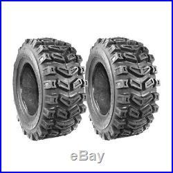 Set Of (2) 16X6.50X8 (16X650x8) Tires X-Trac (2) 12767