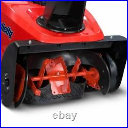 Simplicity 1222EE (22) 250cc Deluxe Single Stage Snow Blower with Electric Sta
