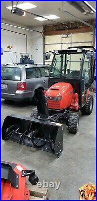 Simplicity Legacy XL 4x4 65 Hours withmany Attachments Excellent Condition