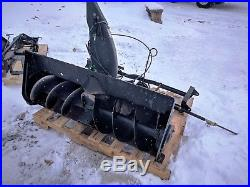 Simplicity Single Stage Snow Thrower Attachment 1694296 Prestige Conquest